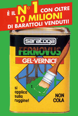 Prodotti saratoga for Fernovus saratoga