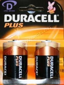 Batterie Duracell Torcia