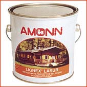 Impregnante amonn lignex lasur extra for Impregnante per legno esterno prezzi